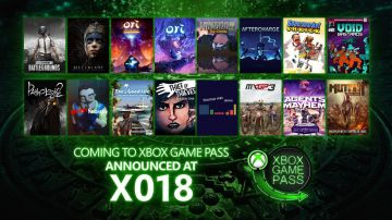 Video xbox game pass: 16 nuovi giochi in arrivo, un mese a un euro per i nuovi abbonati