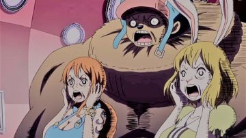 Video l'anime di one piece si appresta a mostrarci un terrificante power-up?