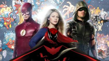 Video arrowverse: primo promo ufficiale per l'atteso crossover elseworlds