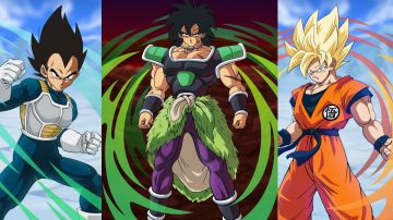 Video dragon ball super: broly, nuovi artwork e un nuovo spot tv con immagini inedite