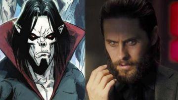 Video morbius: jared leto dice addio alla sua barba per calarsi nel personaggio