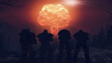 Video fallout 76: sganciata la prima bomba nucleare dal lancio del gioco bethesda