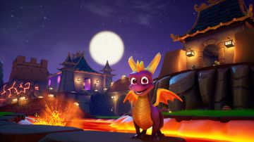 Video spyro reignited trilogy: digital foundry lo confronta con la trilogia ps1