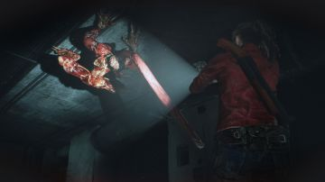 Video resident evil 2: 15 minuti di gameplay con protagonista claire redfield