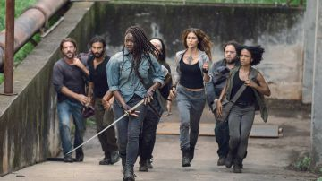 Video le domande salienti provenienti dall'ultima puntata di the walking dead