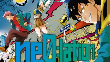 Video ne0;lation, trailer per il nuovissimo manga di shonen jump