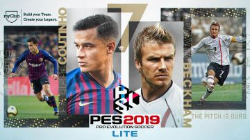 Video pro evolution soccer 2019 lite: la versione gratuita ha una data di uscita