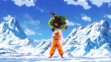 Video dragon ball super: broly, ecco il video ufficiale di 'blizzard', la theme song del film