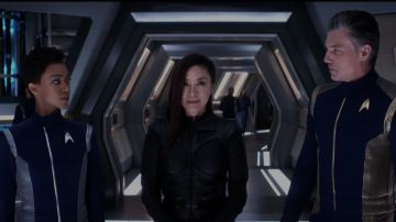 Video star trek discovery: l'avventura ha inizio nel nuovo trailer della seconda stagione