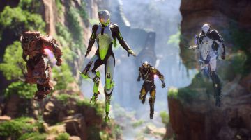 Video anthem: bioware ci illustra il funzionamento del sistema di progressione e di loot