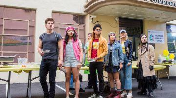 Video marvel's runaways 2: i giovani eroi sfoderano i loro poteri nel nuovo promo ufficiale