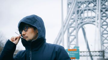 Video hideo kojima rende omaggio a una scena di metal gear solid 2 sons of liberty