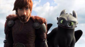 Video nuovo trailer internazionale per dragon trainer: il mondo nascosto