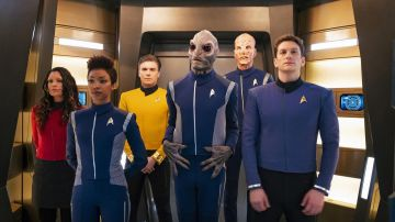 Video star trek discovery: online una nuova featurette dell'attesa seconda stagione