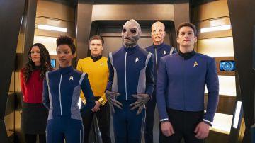 Video star trek discovery: online una nuova featurette dell'attesa seconda stagione