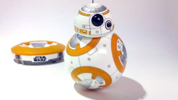 Video sphero: addio a bb-8 ed i giocattoli con licenza disney