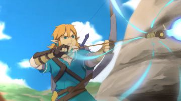 Video dei fan hanno creato un bellissimo corto animato di zelda breath of the wild