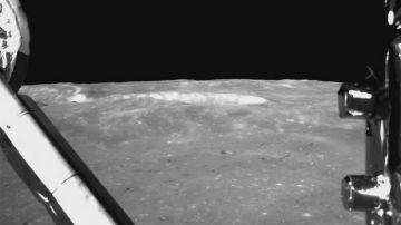 Video la cina pubblica il video dell'atterraggio di chang'e 4 sul lato nascosto della luna