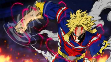 Video my hero academia the movie: two heroes, col nuovo film arriva anche all might rising