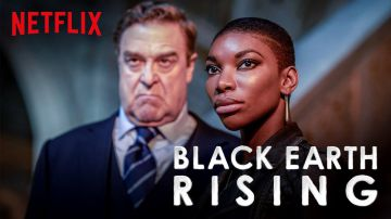 Video black earth rising: john goodman e michaela coel nel trailer italiano della serie netflix