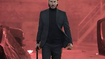 Video john wick 3: parabellum - il mini teaser trailer con keanu reeves