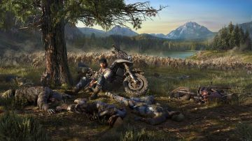 Video days gone ps4: apocalisse zombie nel nuovo trailer del gioco sony bend