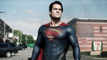 Video superman affronta la justice league nel video dietro le quinte