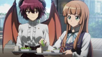 Video crunchyroll annuncia il simulcast italiano di mysteria friends e virtualsan - looking