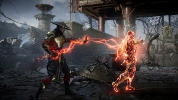 Video mortal kombat 11: primo video gameplay dall'evento di reveal