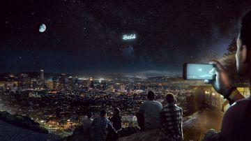 Video pubblicità spaziali: i russi vogliono mandare in orbita uno 'schermo' gigantesco