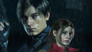 Video resident evil 2: la storia di leon e claire nella saga horror di capcom in un video