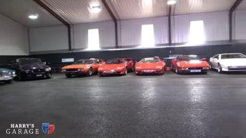 Video ecco quanto costa mantenere una collezione di 16 supercar e 14 moto
