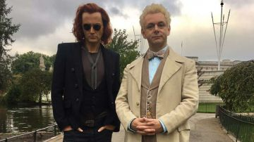 Video si avvicina l'apocalisse nel nuovo trailer di good omens