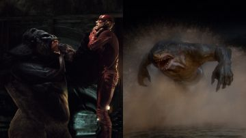 Video the flash 5, la quindicesima puntata è intitolata 'king shark vs. gorilla grodd'