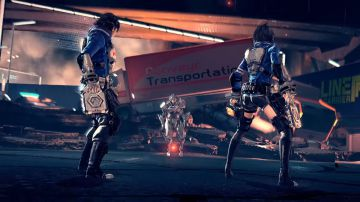Video astral chain: platinum games annuncia il nuovo action per nintendo switch