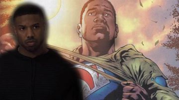 Video michael b. jordan commenta i rumor che lo vorrebbero come nuovo superman