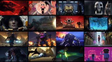 Video love death & robots: ecco il folle trailer della serie animata adulta targata netflix