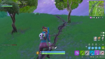 Video fortnite: nel gioco è comparsa una grossa crepa sul terreno