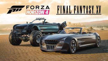 Video forza horizon 4 accoglie la regalia di final fantasy xv