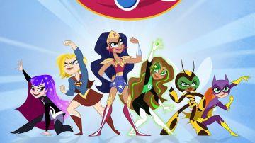 Video debutta il trailer della nuova serie animata dc super hero girls