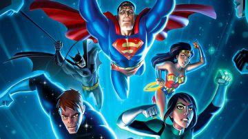 Video a voi il trailer del film animato justice league vs. the fatal five