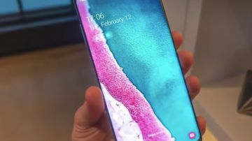 Video samsung galaxy s10 ed s10+: in rete un nuovo video hands on