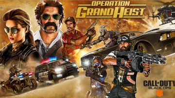 Video cod black ops 4: la nuova 'operazione grand heist' si presenta in trailer!