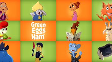 Video ecco a voi il trailer della nuova serie animata prosciutto e uova verdi