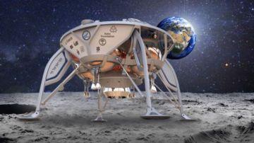 Video questo sarà il primo veicolo privato ad atterrare sulla luna senza l'aiuto di uno stato