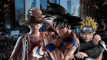 Video jump force gira a 1080p su ps4 pro e in 4k su xbox one x