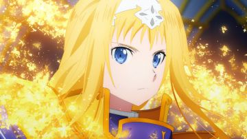 Video sword art online: alicization metterà alice dinanzi a una difficile scelta