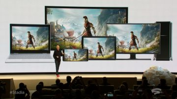 Video google stadia: la console streaming presentata alla gdc 2019