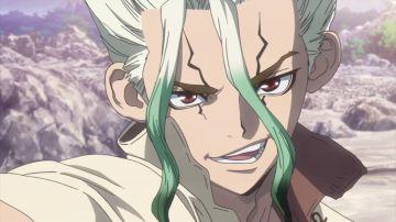 Video dr. stone, diffusi due nuovi trailer dell'anime in arrivo a luglio