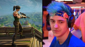 Video ninja ucciso su fortnite a inizio partita, la reazione in un video